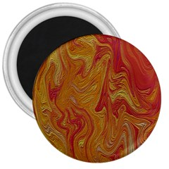 Texture Pattern Abstract Art 3  Magnets