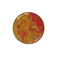 Texture Pattern Abstract Art Hat Clip Ball Marker (10 Pack)