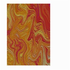 Texture Pattern Abstract Art Large Garden Flag (two Sides)