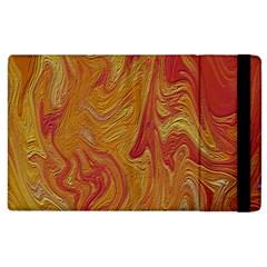 Texture Pattern Abstract Art Apple Ipad 2 Flip Case