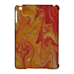 Texture Pattern Abstract Art Apple Ipad Mini Hardshell Case (compatible With Smart Cover)