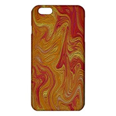 Texture Pattern Abstract Art Iphone 6 Plus/6s Plus Tpu Case