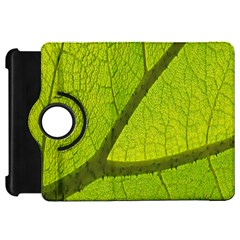 Green Leaf Plant Nature Structure Kindle Fire Hd 7