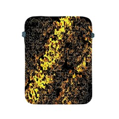 The Background Wallpaper Gold Apple Ipad 2/3/4 Protective Soft Cases