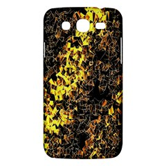 The Background Wallpaper Gold Samsung Galaxy Mega 5 8 I9152 Hardshell Case