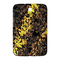 The Background Wallpaper Gold Samsung Galaxy Note 8 0 N5100 Hardshell Case