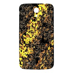 The Background Wallpaper Gold Samsung Galaxy Mega I9200 Hardshell Back Case