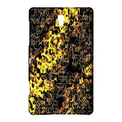The Background Wallpaper Gold Samsung Galaxy Tab S (8 4 ) Hardshell Case