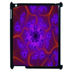 Fractal Mandelbrot Julia Lot Apple Ipad 2 Case (black)