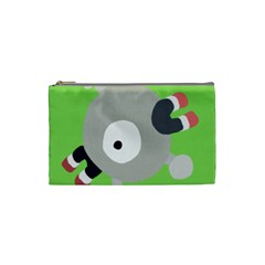 Magnemite (blue) Cosmetic Bag (small)