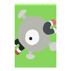 Magnemite (blue) Shower Curtain 48  X 72  (small)