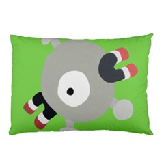Magnemite (blue) Pillow Case (two Sides)