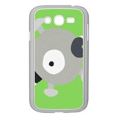 Magnemite (blue) Samsung Galaxy Grand Duos I9082 Case (white)