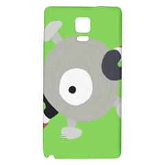 Magnemite (blue) Galaxy Note 4 Back Case