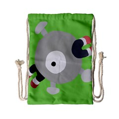 Magnemite (blue) Drawstring Bag (small)