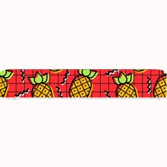 Fruit Pineapple Red Yellow Green Small Bar Mats