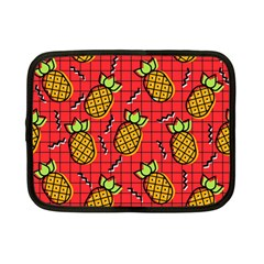 Fruit Pineapple Red Yellow Green Netbook Case (small)