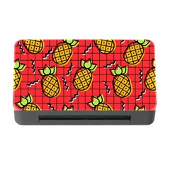 Fruit Pineapple Red Yellow Green Memory Card Reader With Cf