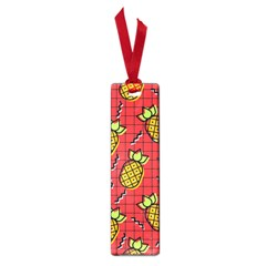 Fruit Pineapple Red Yellow Green Small Book Marks