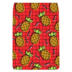 Fruit Pineapple Red Yellow Green Flap Covers (l)