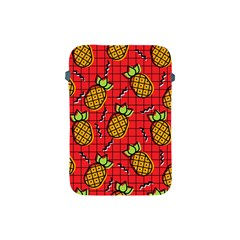 Fruit Pineapple Red Yellow Green Apple Ipad Mini Protective Soft Cases