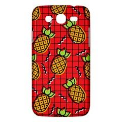 Fruit Pineapple Red Yellow Green Samsung Galaxy Mega 5 8 I9152 Hardshell Case