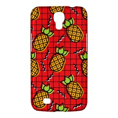 Fruit Pineapple Red Yellow Green Samsung Galaxy Mega 6 3  I9200 Hardshell Case