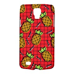 Fruit Pineapple Red Yellow Green Galaxy S4 Active