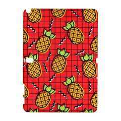 Fruit Pineapple Red Yellow Green Galaxy Note 1