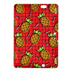 Fruit Pineapple Red Yellow Green Kindle Fire Hdx 8 9  Hardshell Case
