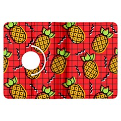 Fruit Pineapple Red Yellow Green Kindle Fire Hdx Flip 360 Case
