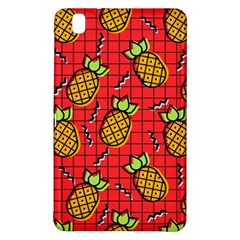 Fruit Pineapple Red Yellow Green Samsung Galaxy Tab Pro 8 4 Hardshell Case