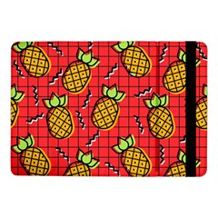Fruit Pineapple Red Yellow Green Samsung Galaxy Tab Pro 10 1  Flip Case
