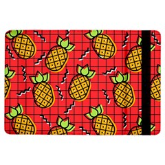 Fruit Pineapple Red Yellow Green Ipad Air Flip