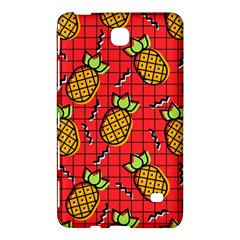 Fruit Pineapple Red Yellow Green Samsung Galaxy Tab 4 (8 ) Hardshell Case