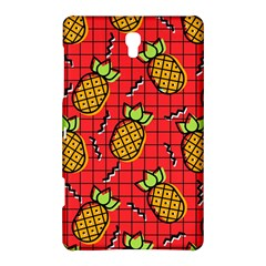 Fruit Pineapple Red Yellow Green Samsung Galaxy Tab S (8 4 ) Hardshell Case