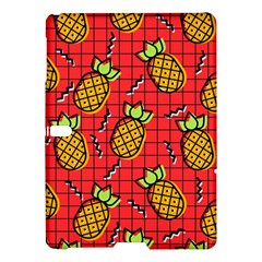 Fruit Pineapple Red Yellow Green Samsung Galaxy Tab S (10 5 ) Hardshell Case