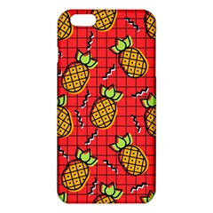 Fruit Pineapple Red Yellow Green Iphone 6 Plus/6s Plus Tpu Case
