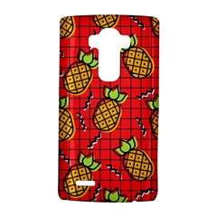 Fruit Pineapple Red Yellow Green Lg G4 Hardshell Case