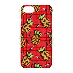 Fruit Pineapple Red Yellow Green Apple Iphone 7 Hardshell Case