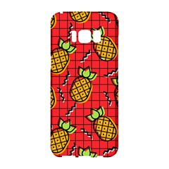 Fruit Pineapple Red Yellow Green Samsung Galaxy S8 Hardshell Case