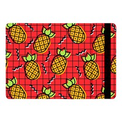 Fruit Pineapple Red Yellow Green Apple Ipad Pro 10 5   Flip Case