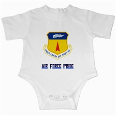 36th Wing Air Force Pride Infant Creepers