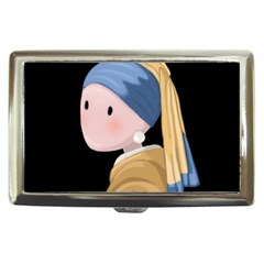 Girl With A Pearl Earring Cigarette Money Cases