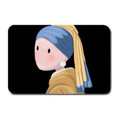 Girl With A Pearl Earring Plate Mats