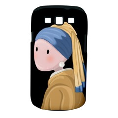 Girl With A Pearl Earring Samsung Galaxy S Iii Classic Hardshell Case (pc+silicone)