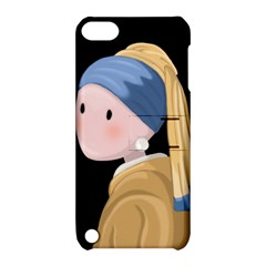 Girl With A Pearl Earring Apple Ipod Touch 5 Hardshell Case With Stand