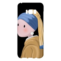 Girl With A Pearl Earring Samsung Galaxy S8 Plus Hardshell Case