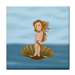 The Birth Of Venus Face Towel