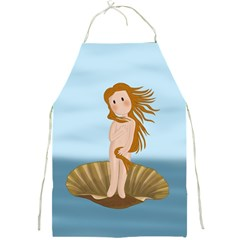 The Birth Of Venus Full Print Aprons
